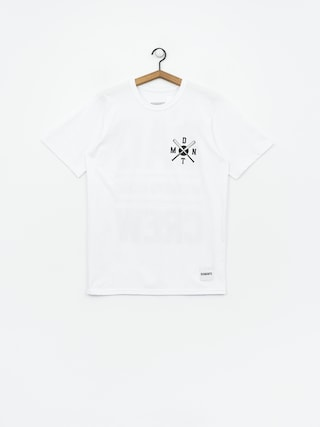 Tričko Diamante Wear Bad Motherfuckers (white)