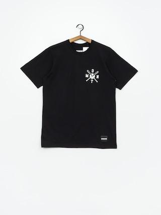 Tričko Diamante Wear Bad Motherfuckers (black)