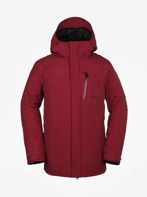 Snowboardová bunda Volcom L Ins Gore Tex (red)