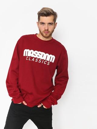 Mikina MassDnm Classics (claret)
