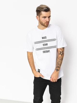 Tričko MassDnm Line Up (white)