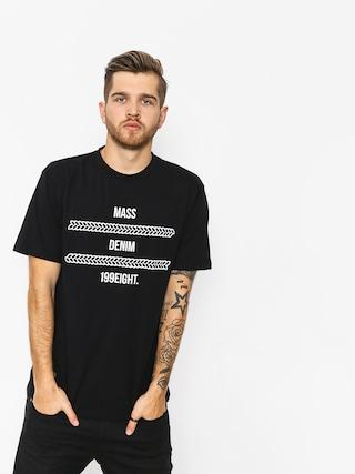 Tričko MassDnm Line Up (black)