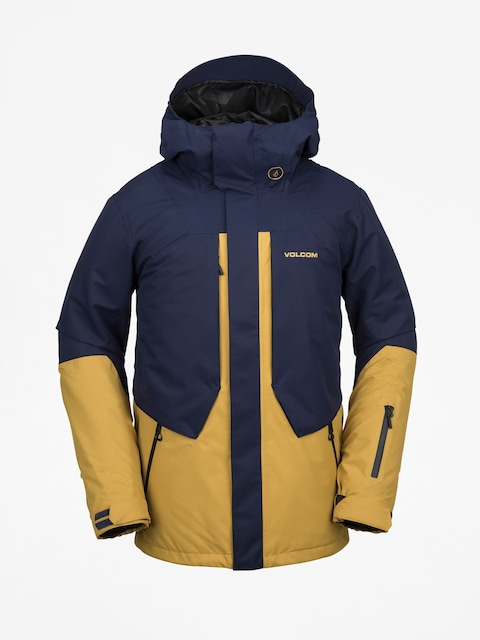 Snowboardová bunda Volcom Anders 2L Tds (nvy)