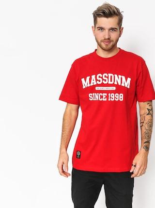 Tričko MassDnm Campus (red)