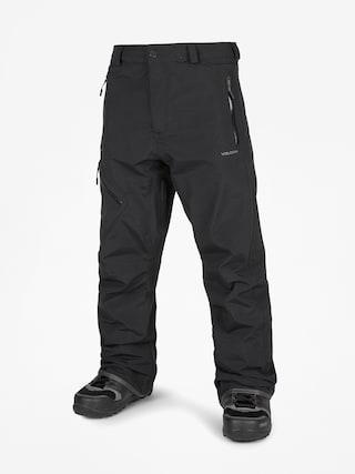 Snowboardovu00e9 nohavice Volcom L Gore Tex (blk)
