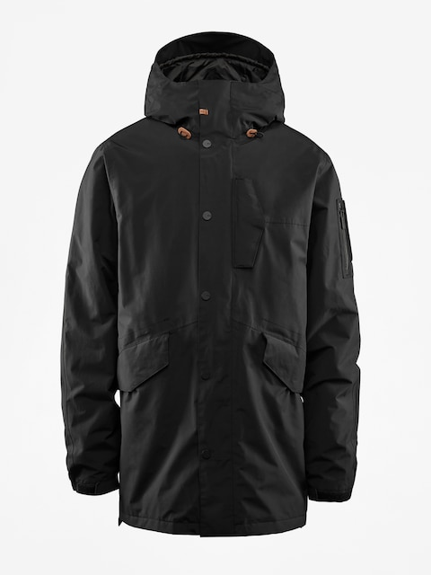 Snowboardová bunda ThirtyTwo Lodger (black)