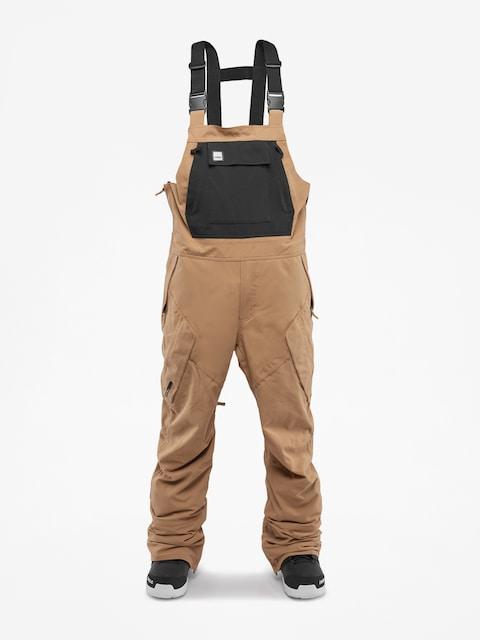 Snowboardové nohavice ThirtyTwo Basement (brown)