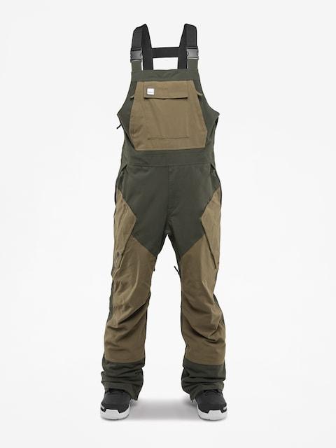 Snowboardové nohavice ThirtyTwo Basement (military)