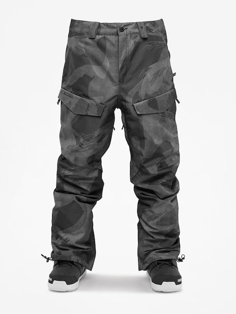 Snowboardové nohavice ThirtyTwo Tm (black/camo)