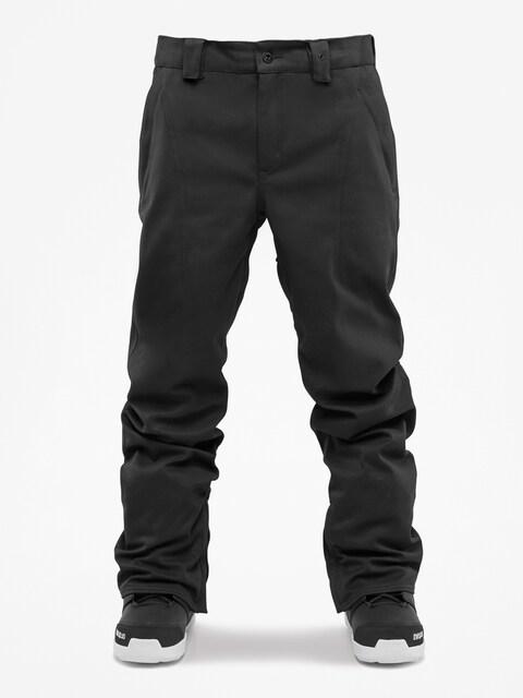 Snowboardové nohavice ThirtyTwo Essex Slim (black)