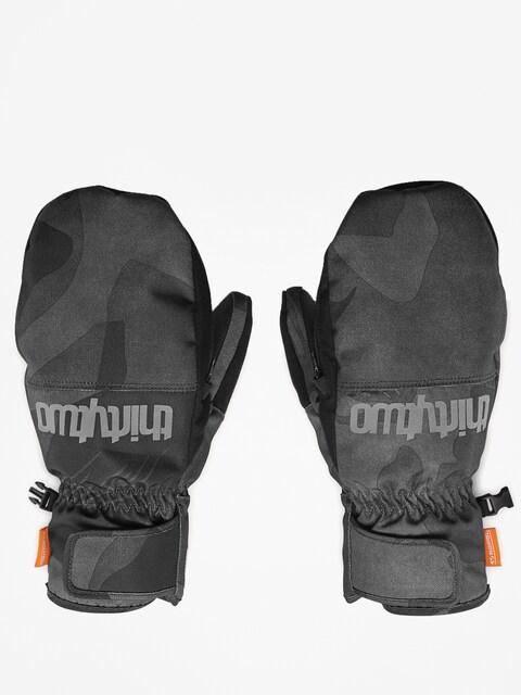 Rukavice ThirtyTwo Corp Mitt (black/camo)
