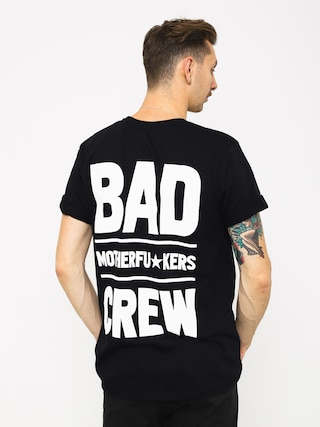 Tričko Diamante Wear Bad Motherfuckers (black)