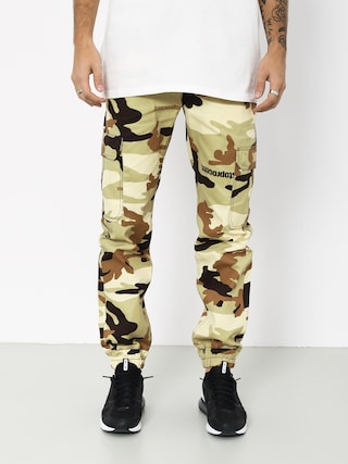 Nohavice Stoprocent New Army Joggers (camo desert)