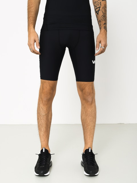 Kraťasy RVCA Va Compression (black)