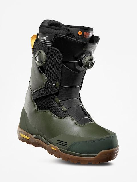 Snowboardová obuv ThirtyTwo Focus Boa (olive/black/gum)