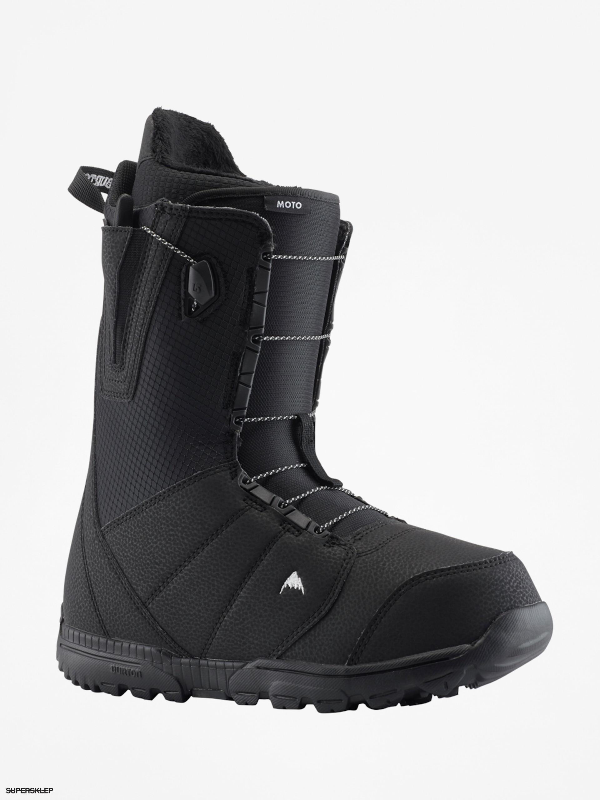 98f09d91bb11 Obuv na snowboard Burton Moto (black)