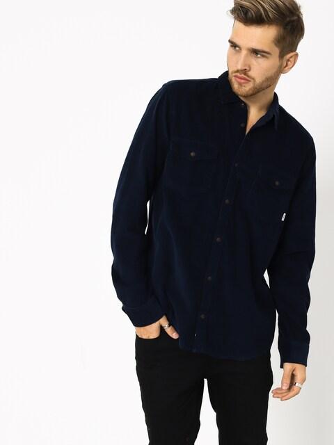 Košeľa Element Pembroke Ls (navy blue)