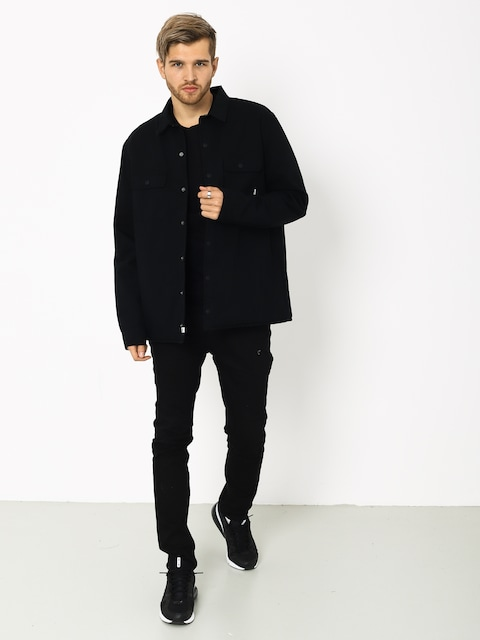 Košeľa Element Kingsley Ls (black)