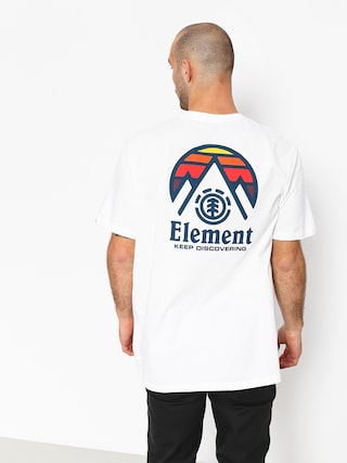 Tričko Element Tri Tip (optic white)