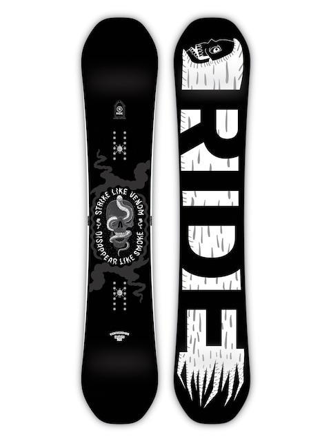 Snowboard Ride Machete (white/black)