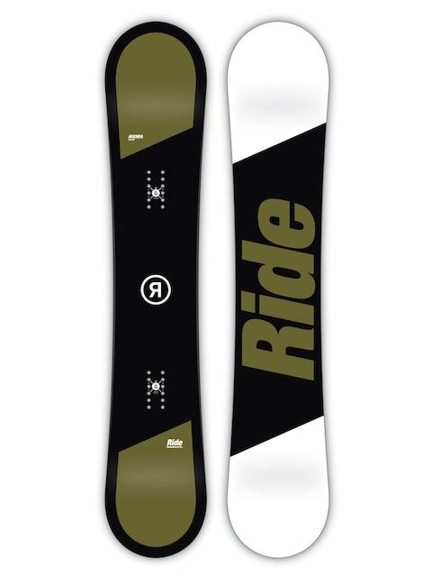 Snowboard Ride Agenda (black/camo)