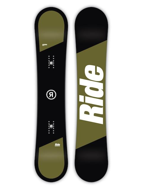 Snowboard Ride Agenda (camo/white)