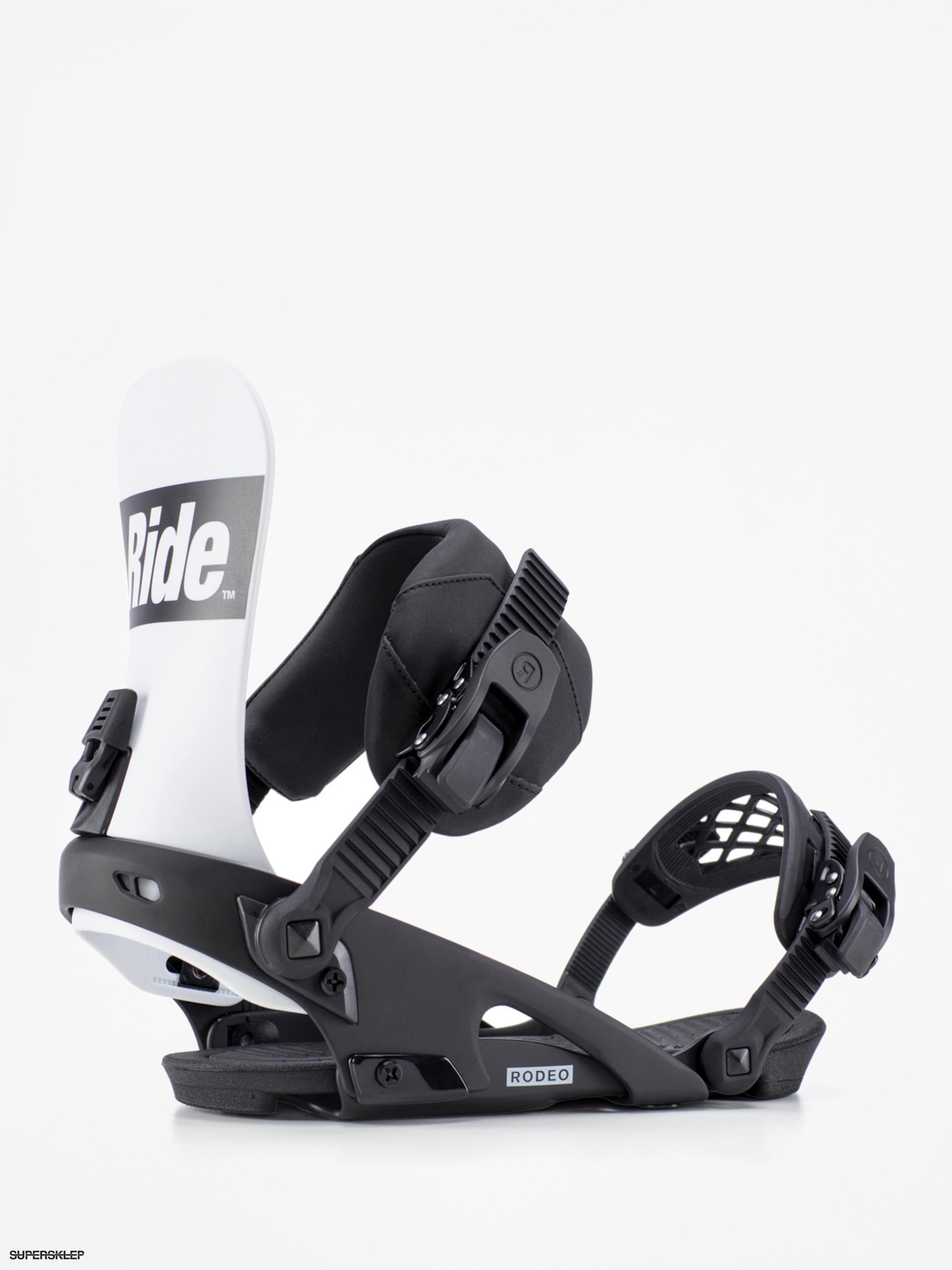 09f741b1b Snowboardové viazanie Ride Rodeo (black)