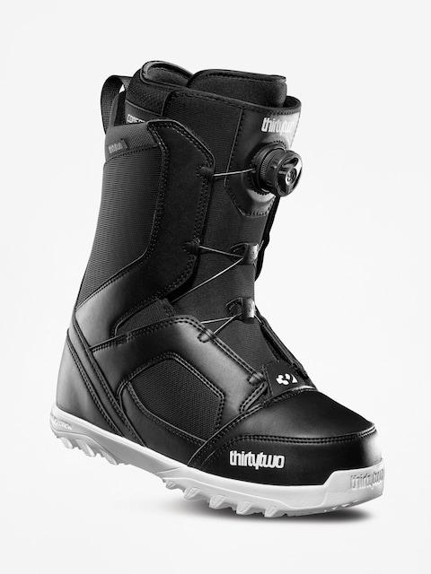 Snowboardová obuv ThirtyTwo Stw Boa (black)