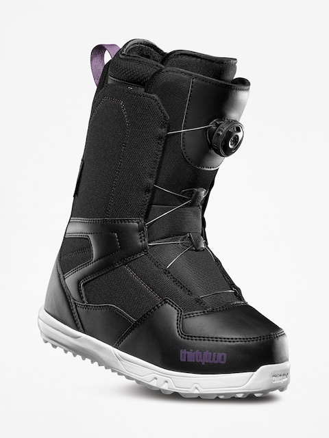 Snowboardová obuv ThirtyTwo Shifty Boa Wmn (black)