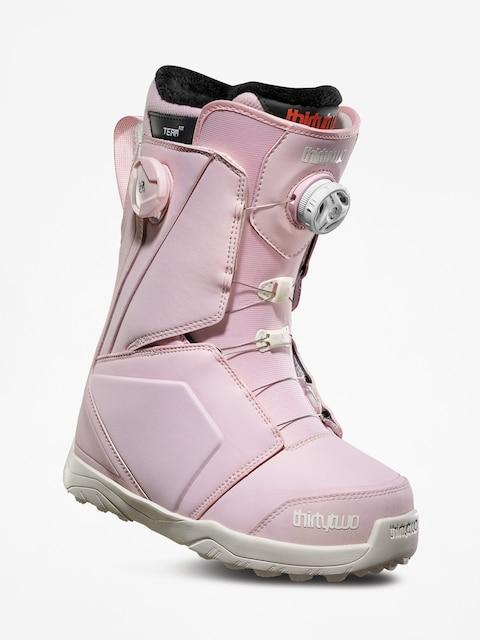 Snowboardová obuv ThirtyTwo Lashed Double Boa Wmn (pink)
