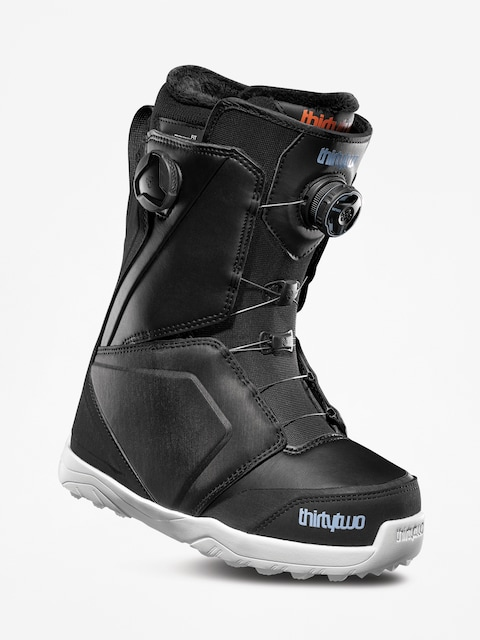 Snowboardová obuv ThirtyTwo Lashed Double Boa Wmn (black/blue/white)
