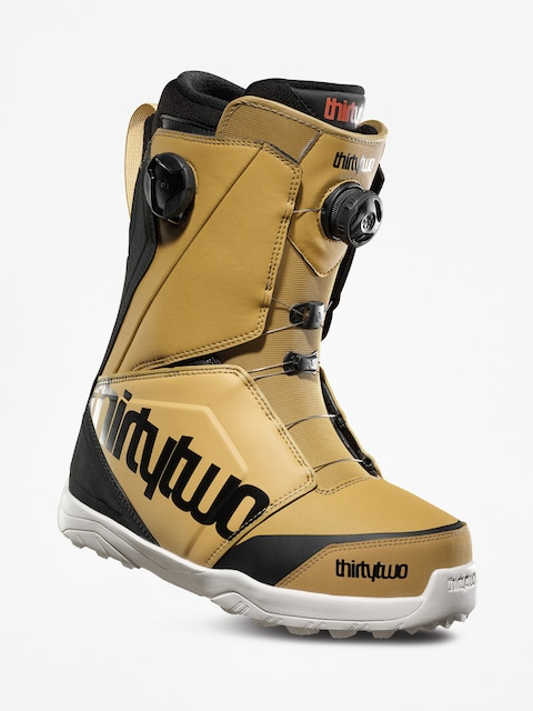 Snowboardová obuv ThirtyTwo Lashed Double Boa (gold/black)