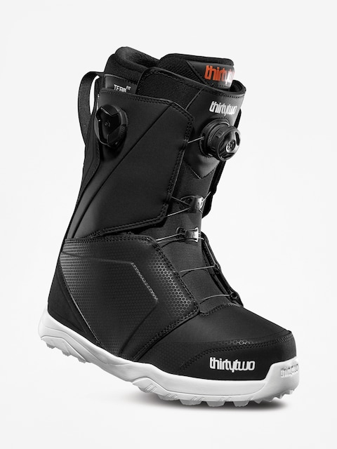 Snowboardová obuv ThirtyTwo Lashed Double Boa (black)