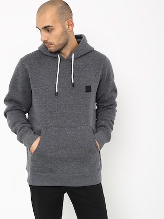 Mikina s kapucňou Element Heavy HD (charcoal heather)