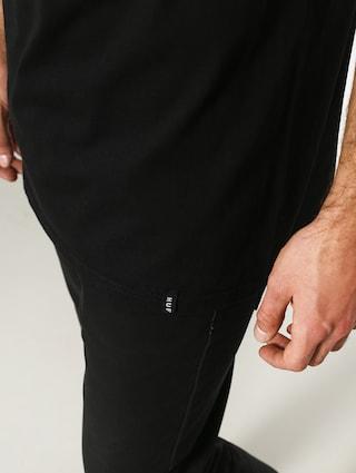 Tričko HUF Spitfire Og Logo (black)