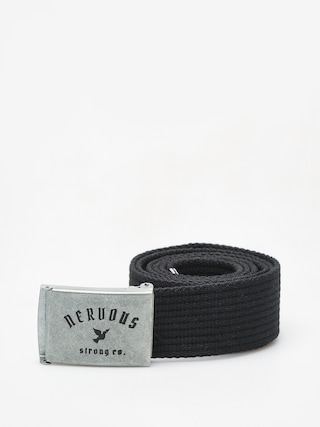 Opasok Nervous LTD (black/silver)