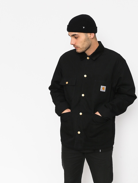 Bunda Carhartt WIP Og Chore Coat (black)