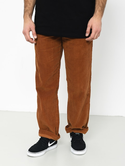 Nohavice Dickies WP873 Cord (brown duck)