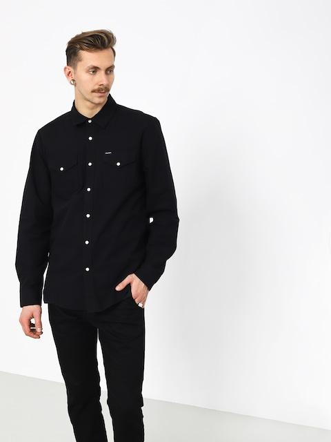 Košeľa Volcom Hayes (blk)