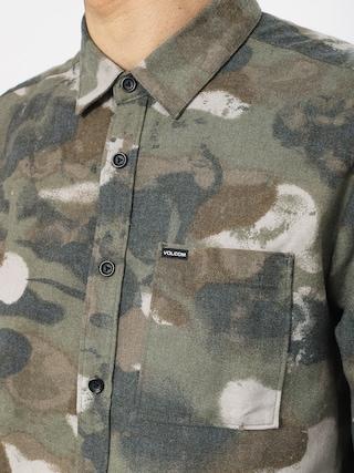 Košeľa Volcom Dragstone (cam)