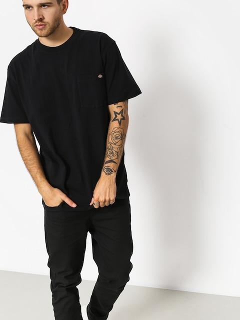 Tričko Dickies Pocket (black)