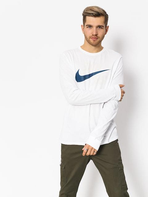 Triko Nike SB Sb Backwards (white/blue force)