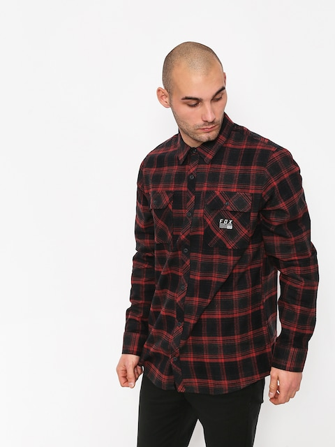 Košeľa Fox Traildust Flannel