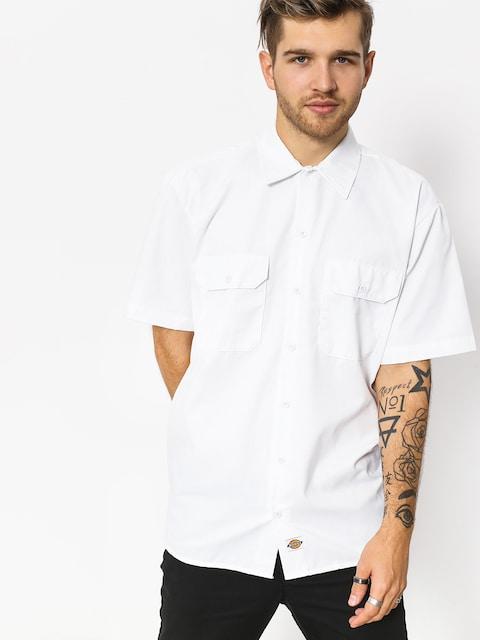 Košeľa Dickies Work (white)