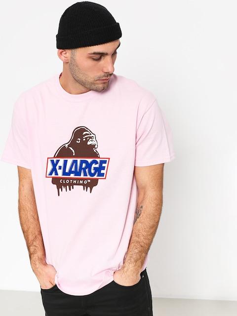 Tričko XLARGE Hungry (pink)