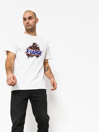 Tričko XLARGE Hungry (white)