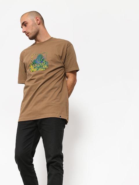 Tričko XLARGE Radical (safari green)