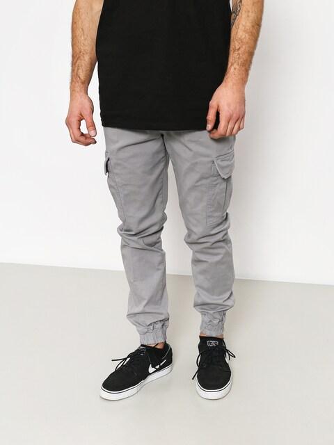 Nohavice Diamante Wear Rm Hunter Jogger (grey)