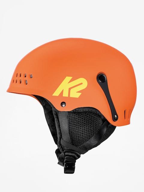 Detská helma K2 Entity (orange)