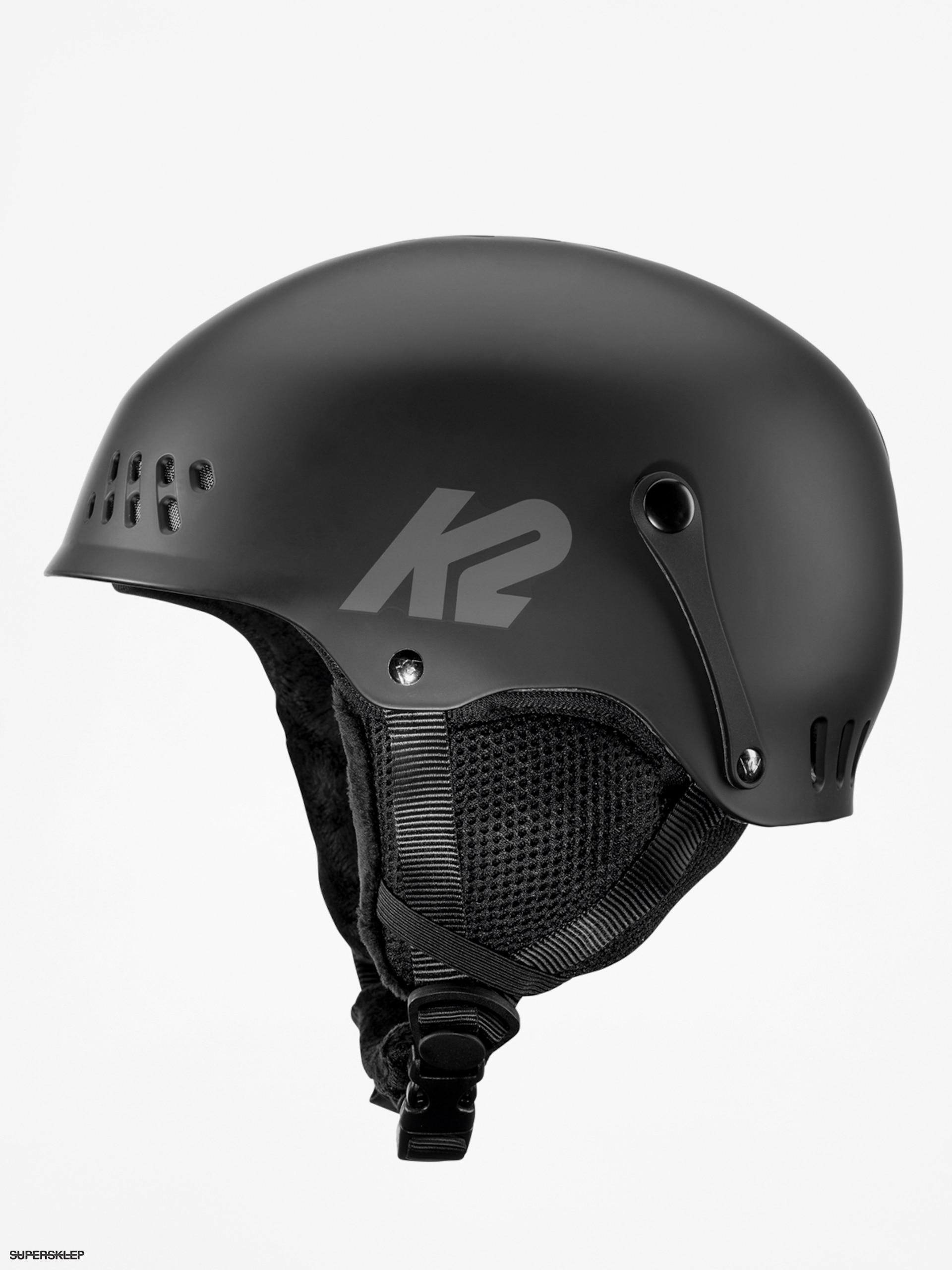 Detská helma K2 Entity (black) fb305195db9
